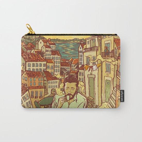 Lisbon Carry-All Pouch