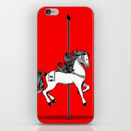 Chinese New Year of the Horse iPhone Skin