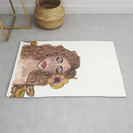 The Layla Portrait Rug