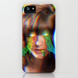 Rainbowdrip iPhone Case