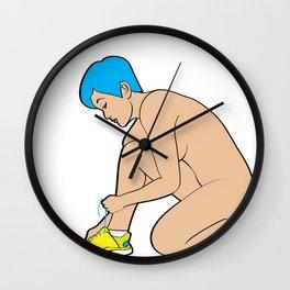 Latching Wall Clock