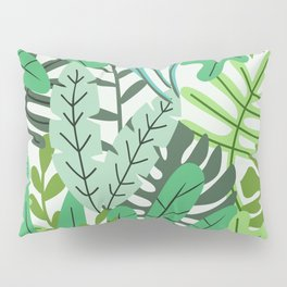 Jungles of Amazon Pillow Sham