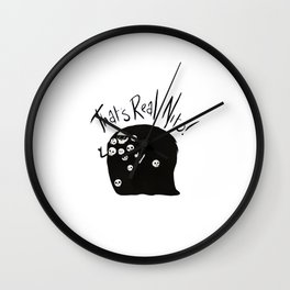 this real nito Wall Clock