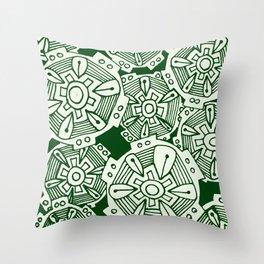 Zendoodle Artwork Throw Pillow