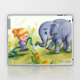 """Elephant Efficiency"" Laptop & iPad Skin"