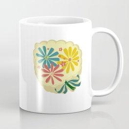 Lucy Floral Coffee Mug