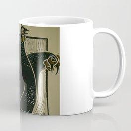 Cut The Cackle Coffee Mug