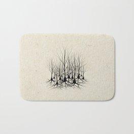 Pyramidal Neuron Forest Bath Mat