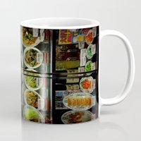ramen Mugs featuring Ramen choices. by Oyl Miller