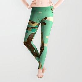THE SNAKE WRANGLER Leggings