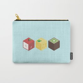 Fruit cubes Carry-All Pouch