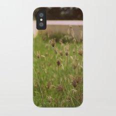 Wild Shrubs Slim Case iPhone X