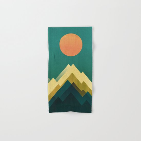 Gold Peak Hand & Bath Towel