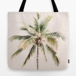Tropical Palm Tree Tote Bag