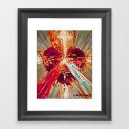 Sacred love III Framed Art Print