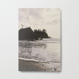 Second Beach Metal Print