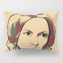 Charlotte Brontë Pillow Sham