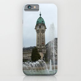 Limoges 3 iPhone Case