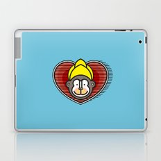 Indian Monkey God Icon Laptop & iPad Skin