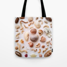 Twisted Bits Tote Bag