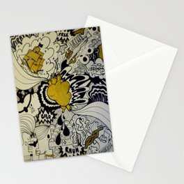 Cœur de Pirate Stationery Cards