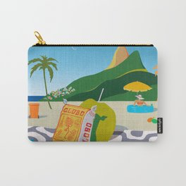 GLOBO COOKIES IN RIO Carry-All Pouch