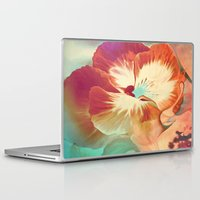 tiki Laptop & iPad Skins featuring Tiki Tiki by Ginger Del Rey