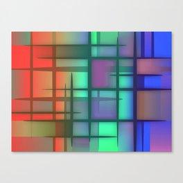Abstract Design 6 Canvas Print