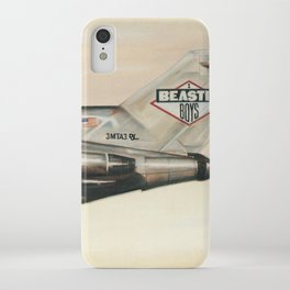 Beastie - Licensed to Ill -  Boys iPhone Case