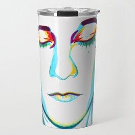 Self Portrait Travel Mug