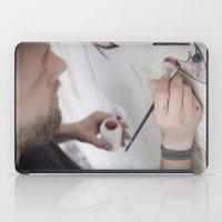 danny haas iPad Cases featuring Danny Doom, Meerane 2011 by Jan Brennenstuhl