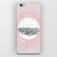 Belo Horizonte, Brazil City Skyline iPhone & iPod Skin
