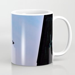 Flying Free Destruction Coffee Mug