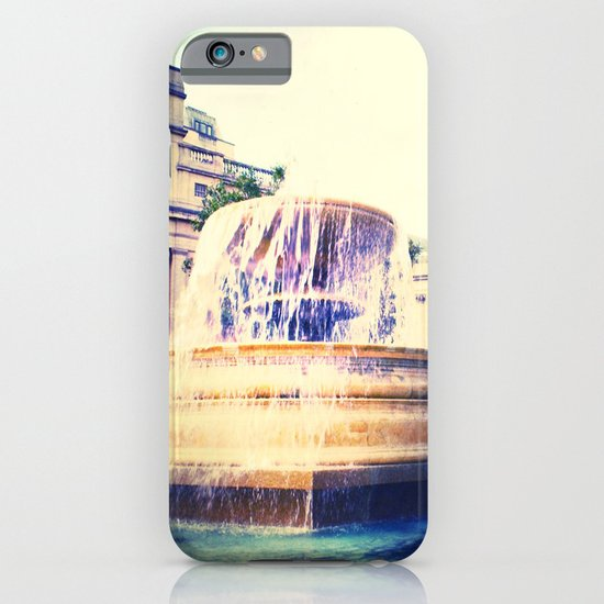 Fountain of Trafalgar iPhone & iPod Case