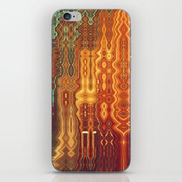 Distortions iPhone Skin