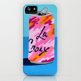 Ode to LaCroix iPhone Case