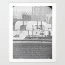 duct Art Print