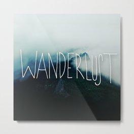 Wanderlust: Columbia River Gorge Metal Print