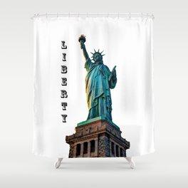 Liberty Light Shower Curtain