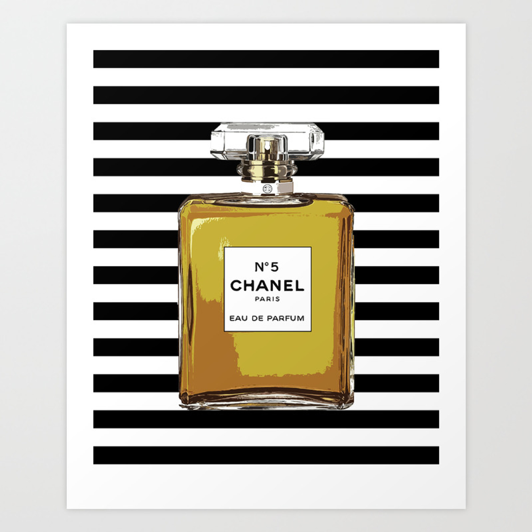 Perfect Coco Chanel Wall Art Ensign - Wall Art Collections ...