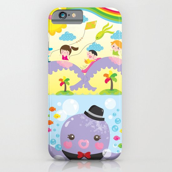 mr. octopus' bridge iPhone & iPod Case