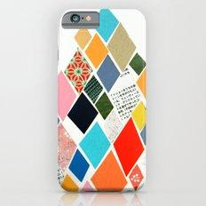 White Mountain iPhone 6s Slim Case