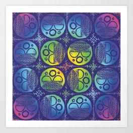 Moonbow Art Print