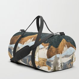 Winter Stars Duffle Bag