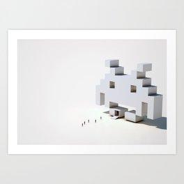 Terranova Art Print