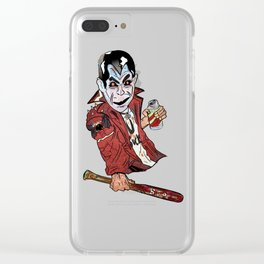 Halloween hoodlums Batula Clear iPhone Case