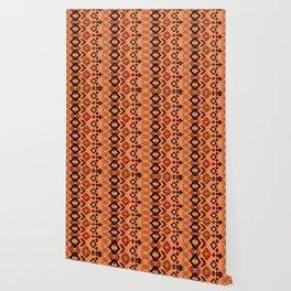 Ethnic ikat pattern.3 Wallpaper