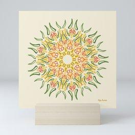 Cooper (crudo) Mini Art Print