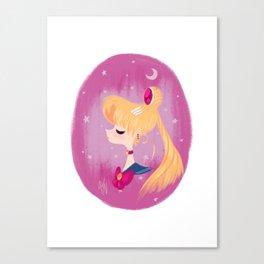 Sailor Moon Canvas Print