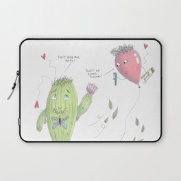 Unconventional Love Laptop Sleeve
